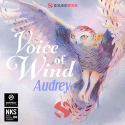 Soundiron Voice of Wind - Audrey cover