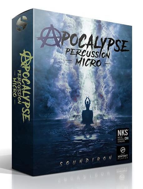 Download Soundiron Apocalypse Percussion Micro