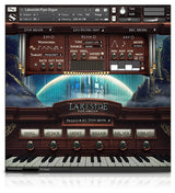 Soundiron Lakeside Pipe Organ Customise GUI