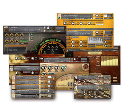 Soundiron String Bundle all product interfaces