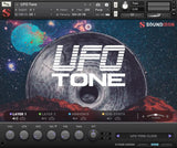 Soundiron UFO Tone Main interface