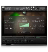 Soundiron Zitherette Advanced View GUI