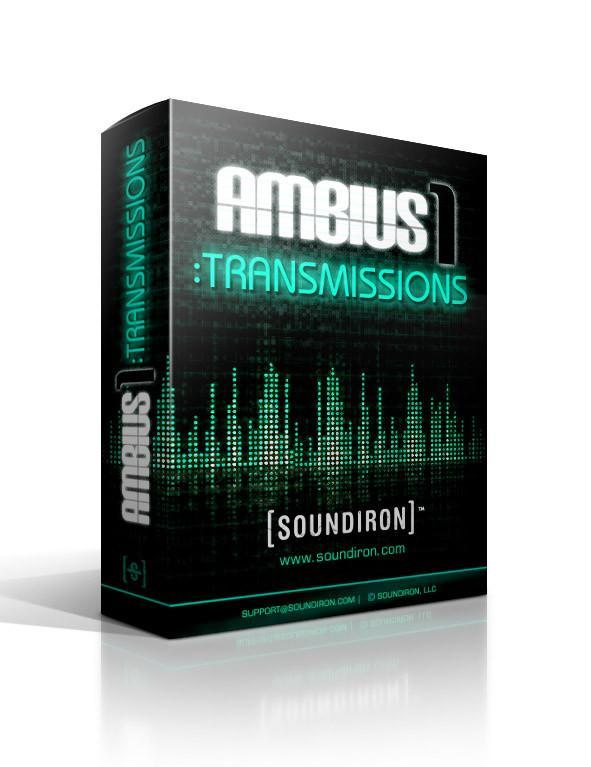 Soundiron Ambius 1 Transmissions Box Art
