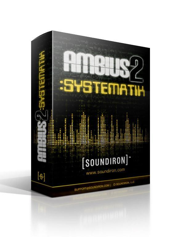 Soundiron Ambius 2 Systematik Box Art