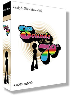 Download Zero-G Sounds of the 70s Complete