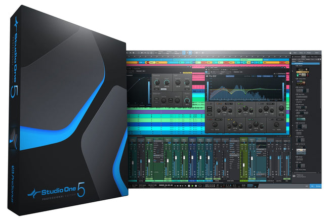 Presonus Studio One 5 Professional EDUCATION