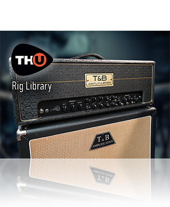 Overloud T&B Puncher TH-U Rig Library