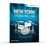 Download Toontrack SDX: New York Studios Vol 1