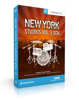 Review Toontrack SDX: New York Studios Bundle