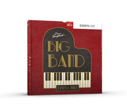 Toontrack EZkeys Big Band MIDI Pack