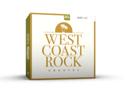 Toontrack West Coast Rock Grooves MIDI