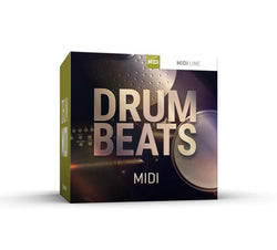 TOONTRACK DRUM BEATS MIDI PACK