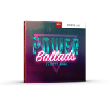 Toontrack EZkeys Power Ballards MIDI Pack