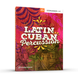 Toontrack EZX - Latin Cuban Percussion box