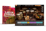 Toontrack EZX - Latin Cuban Percussion