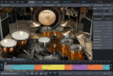 Toontrack SDX: Legacy of Rock GUI