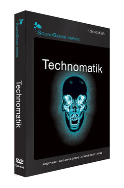 Download Zero-G SoundSense Technomatik