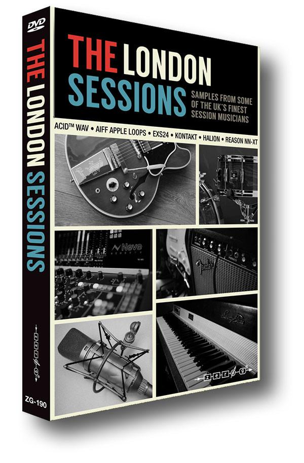 Buy Zero-G The London Sessions (boxed)