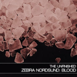 The Unfinished Zebra Nordsund Blood Cover Art