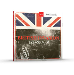 Toontrack British Invasion EZbass MIDI Pack cover