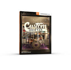 Toontrack Custom Shop EZX Box Art