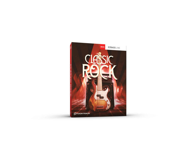Toontrack EBX: Classic Rock EDUCATION