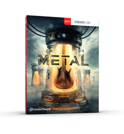 Toontrack EBX Metal Box