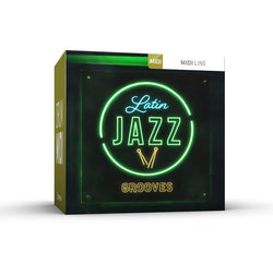 Toontrack Latin Jazz Grooves Drum MIDI Pack