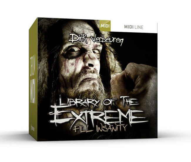 Download Toontrack Library of the Extreme - Fill Insanity