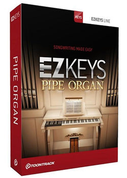 Download Toontrack EZkeys Pipe Organ