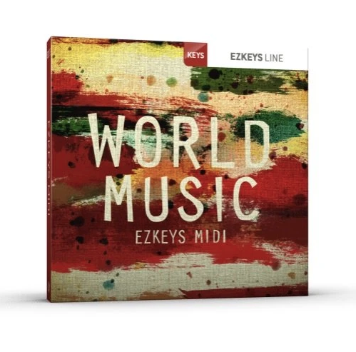 Toontrack EZkeys World Music