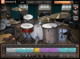 Toontrack EZX Uk Pop main GUI