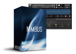 Umlaut Audio Clouds - NIMBUS Box Art and GUI