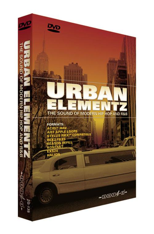 Buy Zero-G Urban Elementz (boxed)