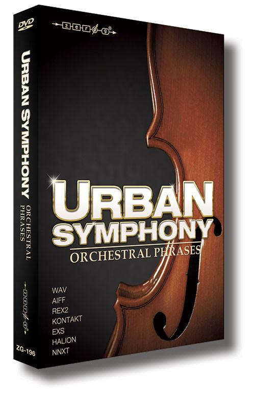 Buy Zero-G Urban Symphony Orchestral Phrases (boxed)