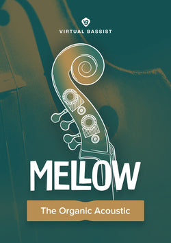 UJAM Virtual Bassist Mellow Cover Art