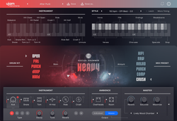 UJAM Virtual Drummer Heavy V2
