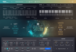 UJAM Virtual Drummer Solid V2