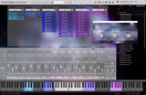 VSL SYNCHRON-ized Plucked Instruments interface