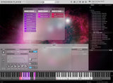 VSL Big Bang Orchestra Lyra GUI Gliss Timestretch