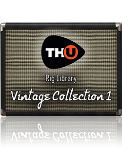 Overloud Vintage Collection 1 – Rig Library