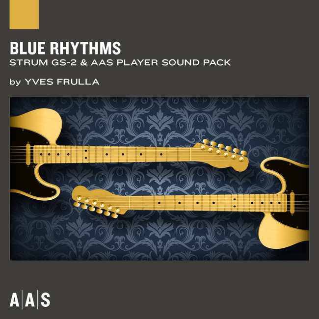 AAS Blue Rhythms Strum GS2 Soundpack
