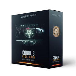 Wavelet Audio Cabal 8 Hi-Gain box image