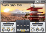 In Session Audio Taiko Creator EQ GUI