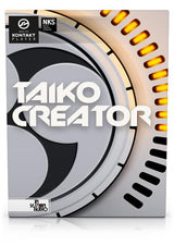 In Session Audio Taiko Creator Box Art
