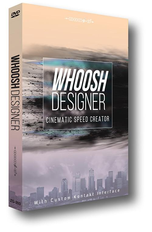 Buy Zero-G Whoosh Designer Cinematic Speed Creator (boxed)
