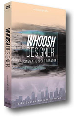 Download Zero-G Whoosh Designer Cinematic Speed Creator