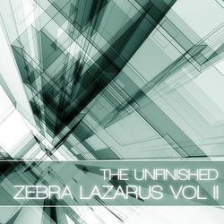 The Unfinished Lazarus Vol II cover