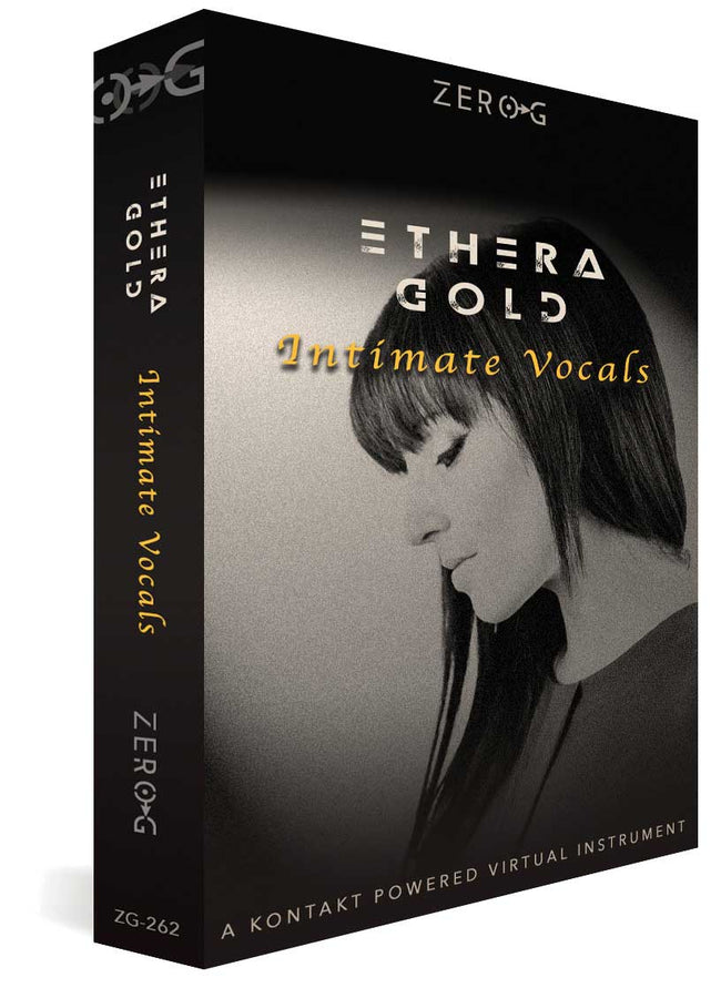 Zero-G Ethera Gold Intimate Vocals box