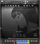 Zero-G Ethera Gold Intimate Vocals Interface